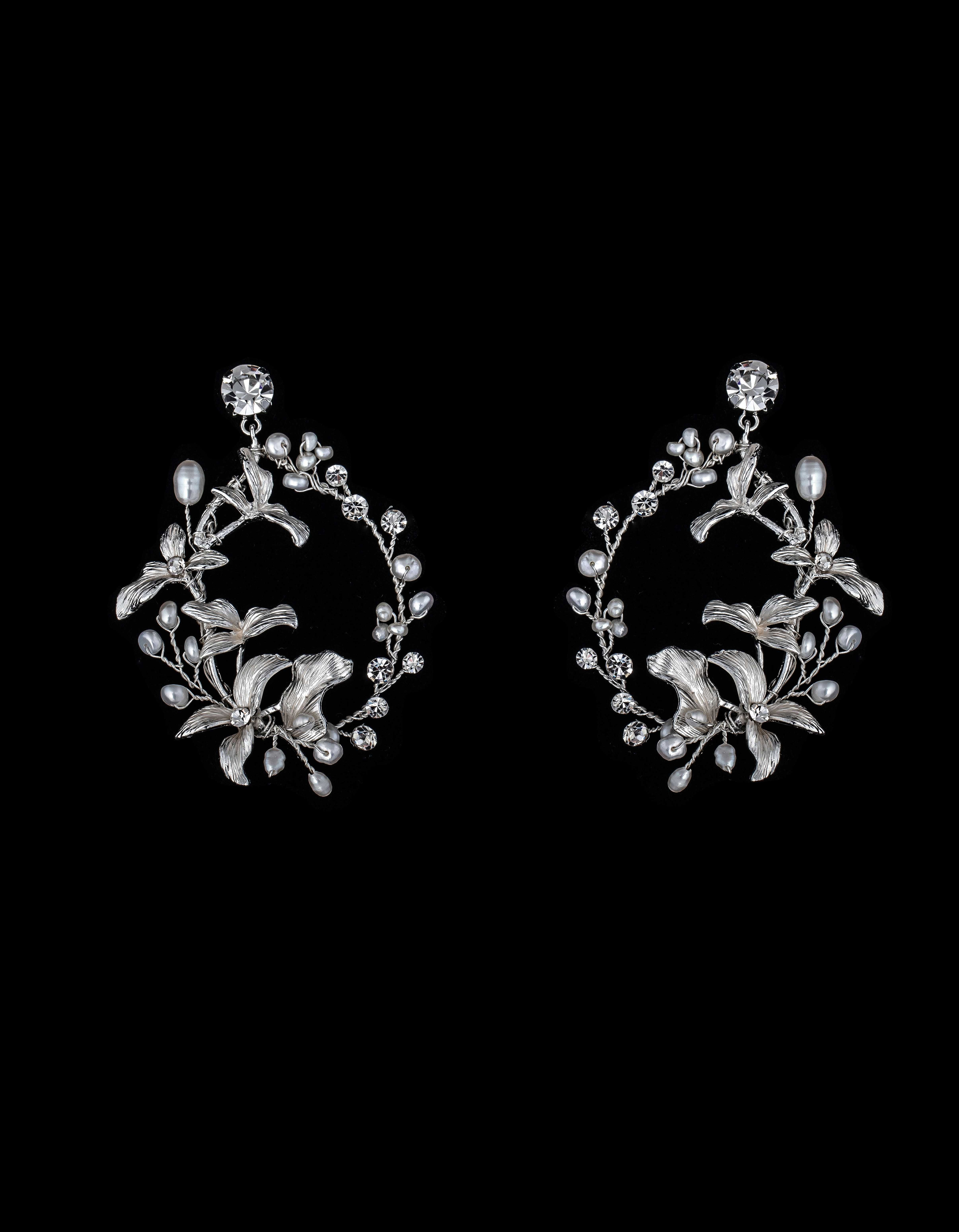 Bridal Classics Earrings MJ-328