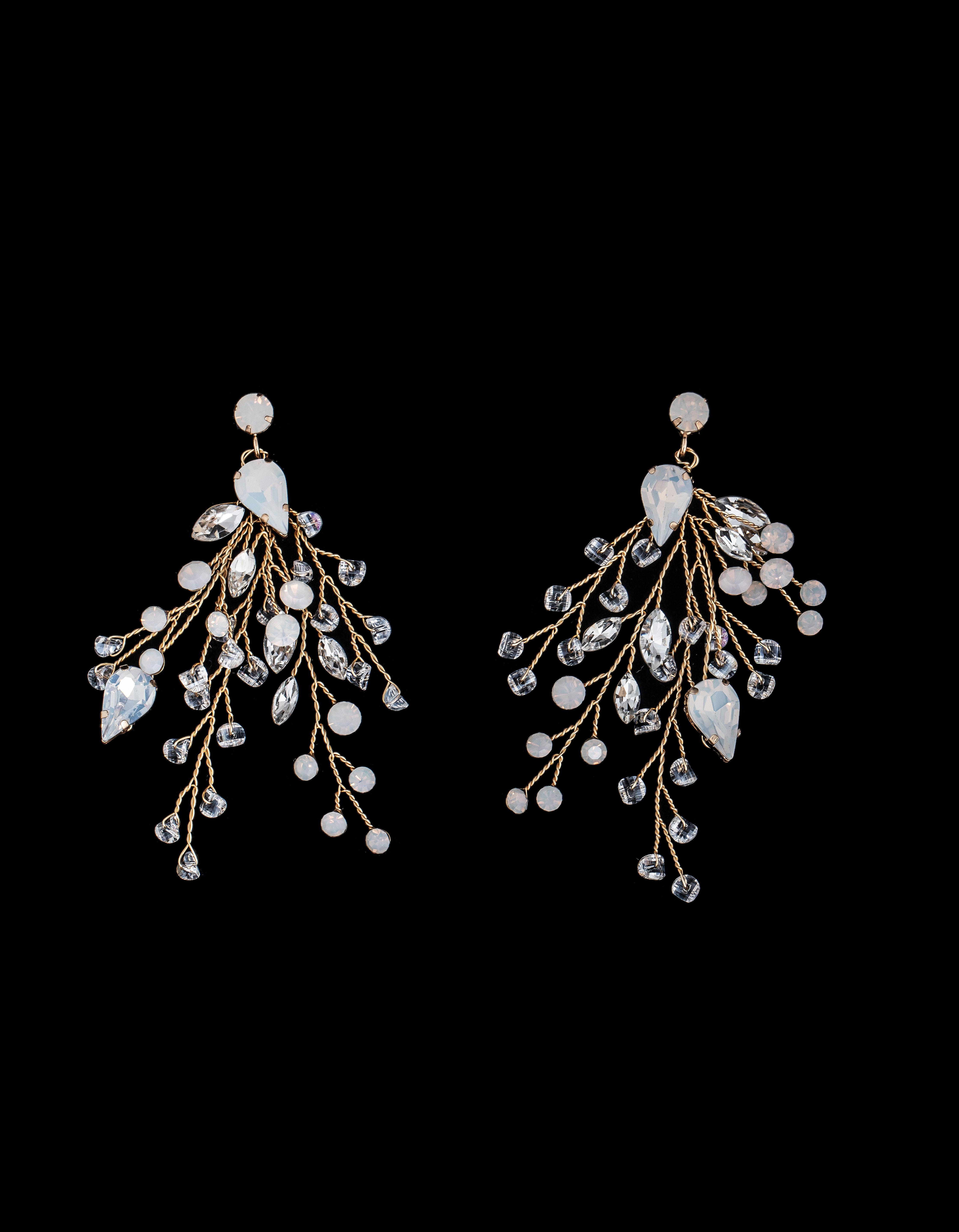 Bridal Classics Earrings MJ-332