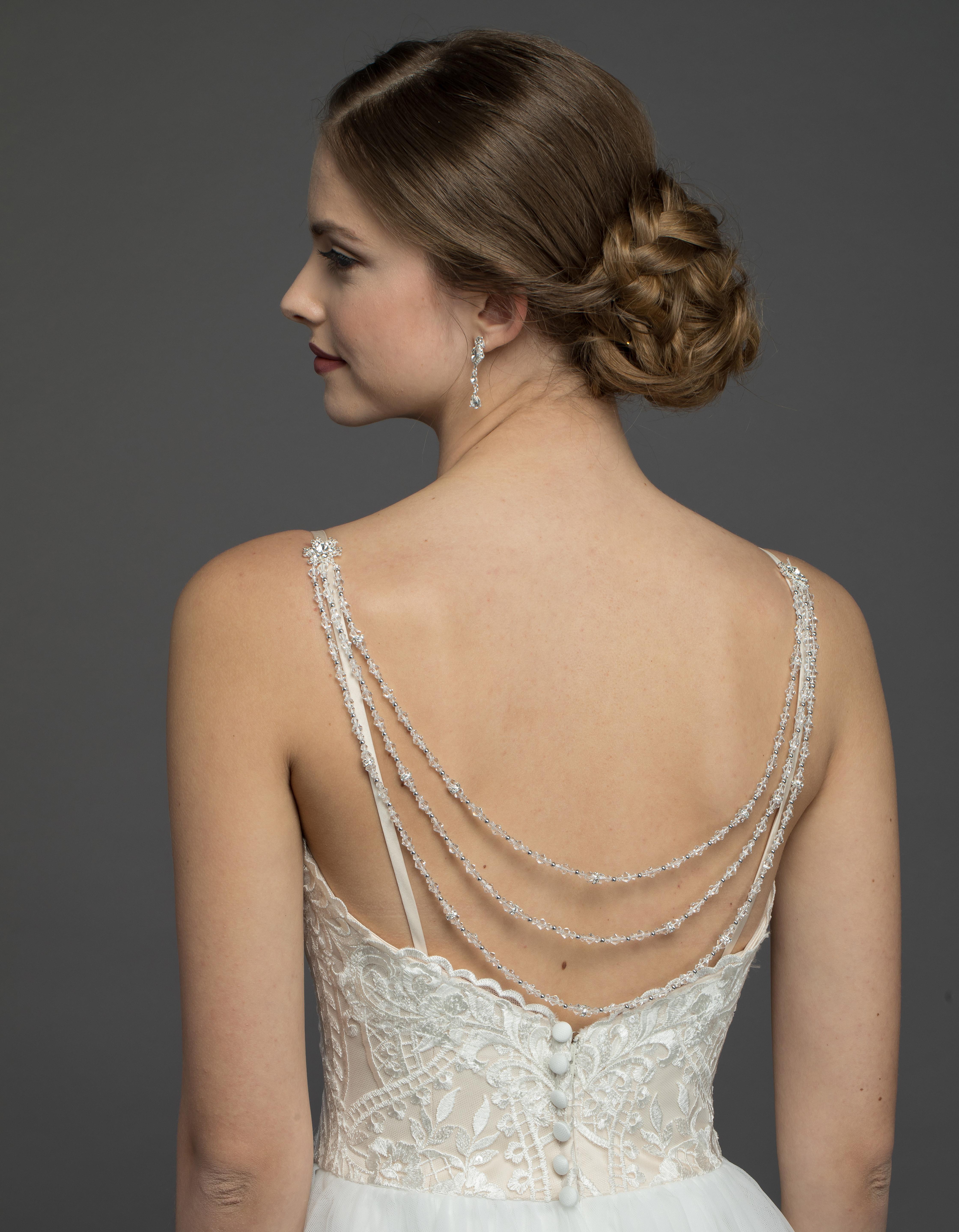 Bridal Classics Belts & Gown Jewellery BN-04