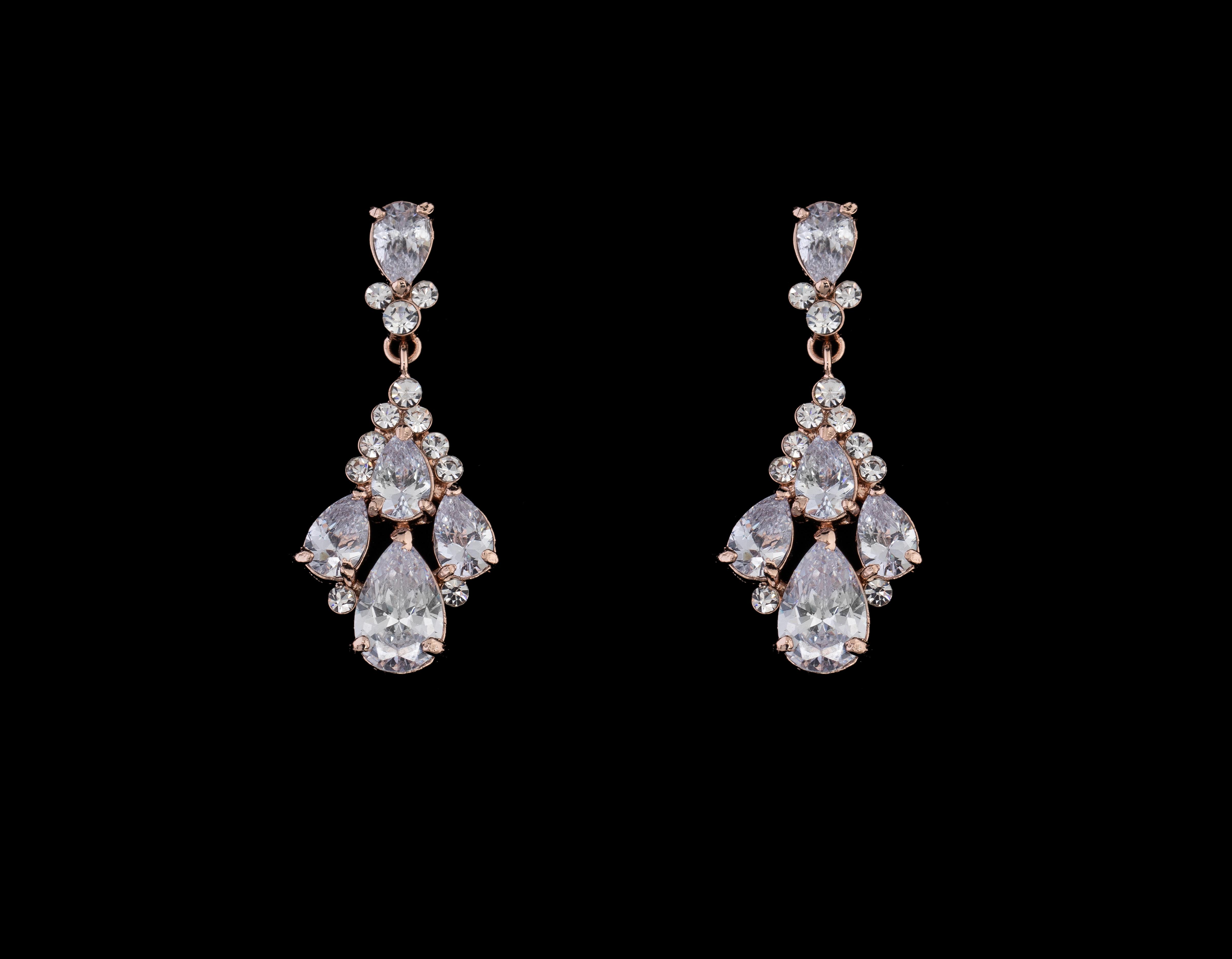 Bridal Classics Earrings MJ-293