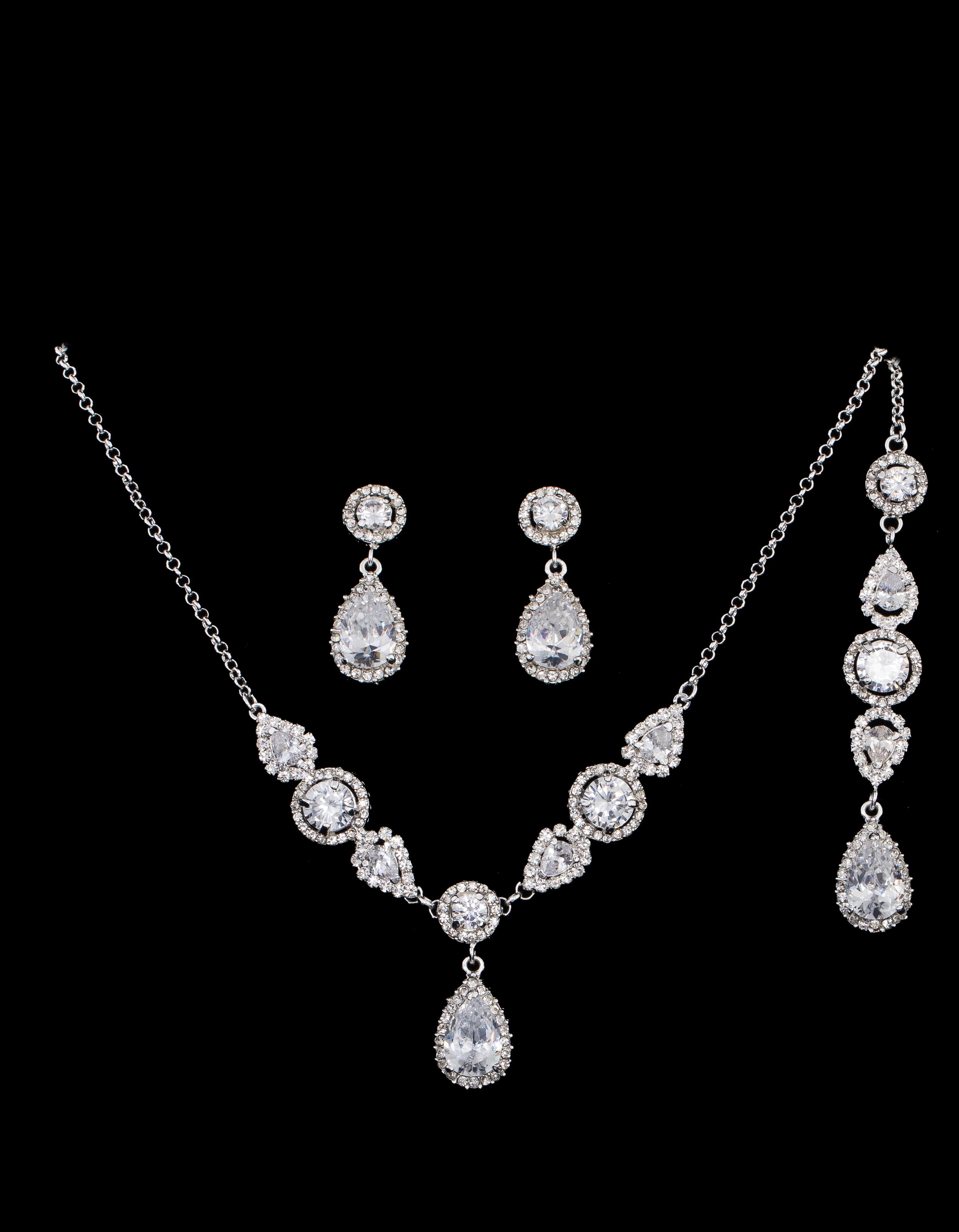 Bridal Classics Necklace Sets MJ-299