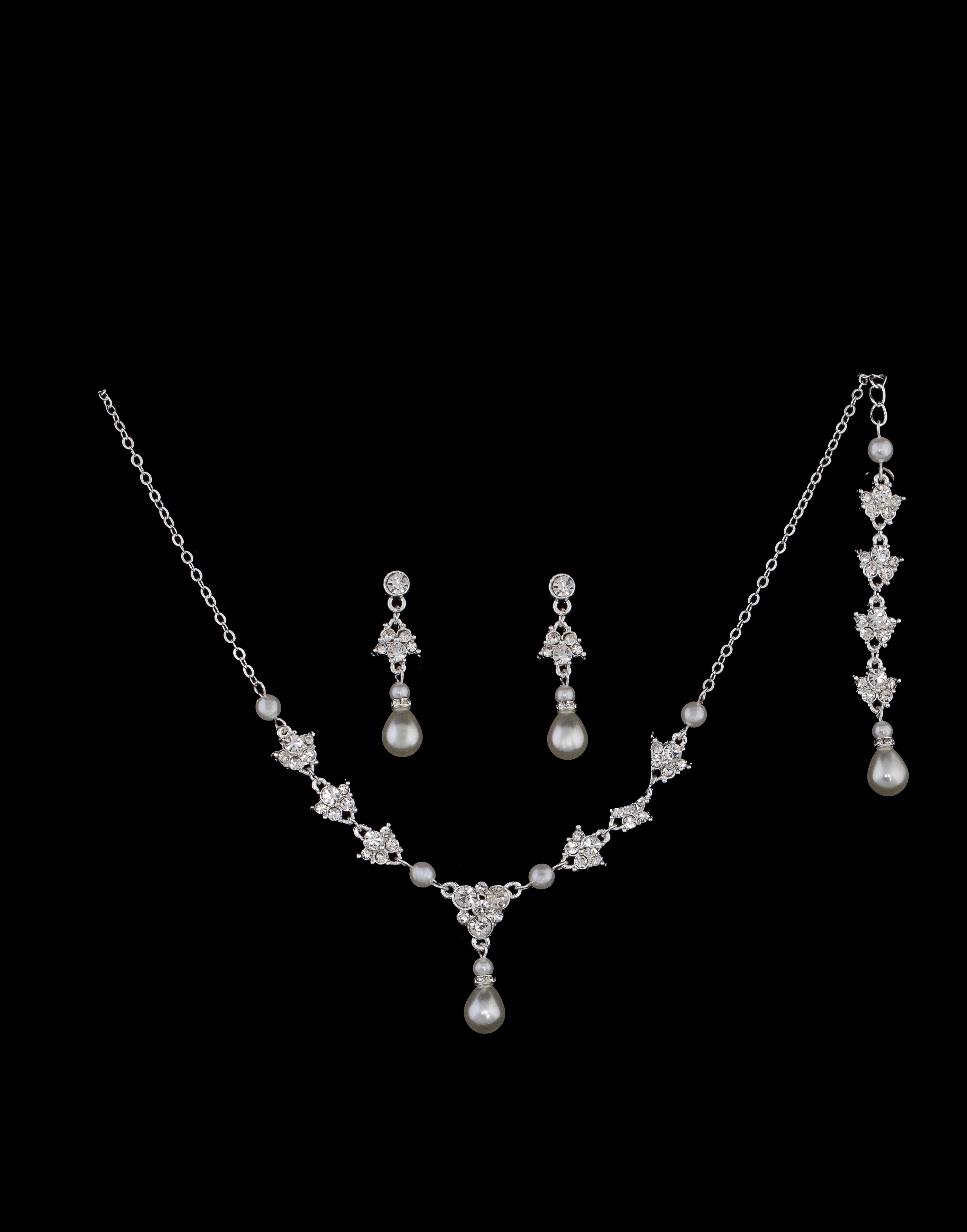 Bridal Classics Necklace Sets MJ-302