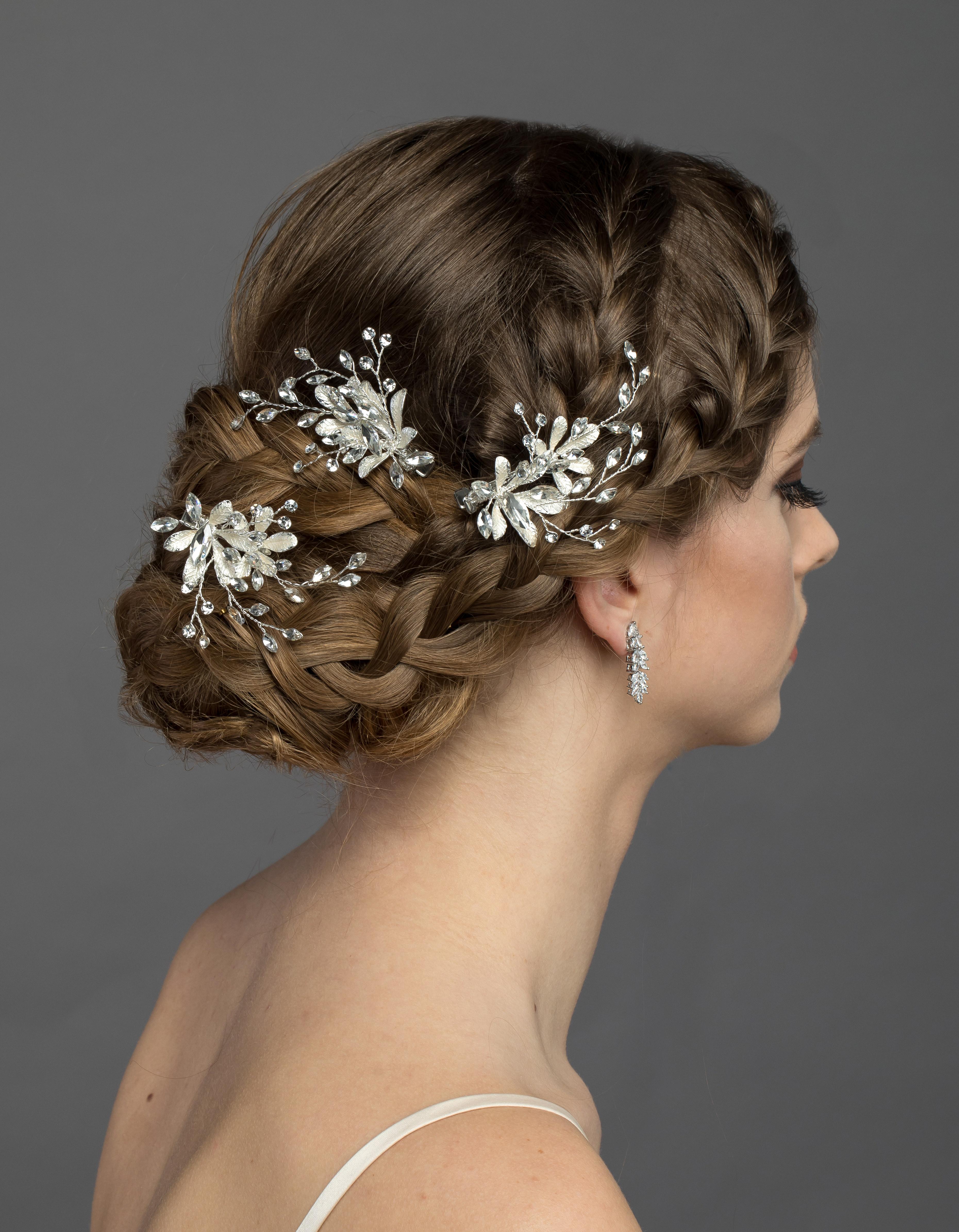 Bridal Classics Hair Combs & Clips T-4369