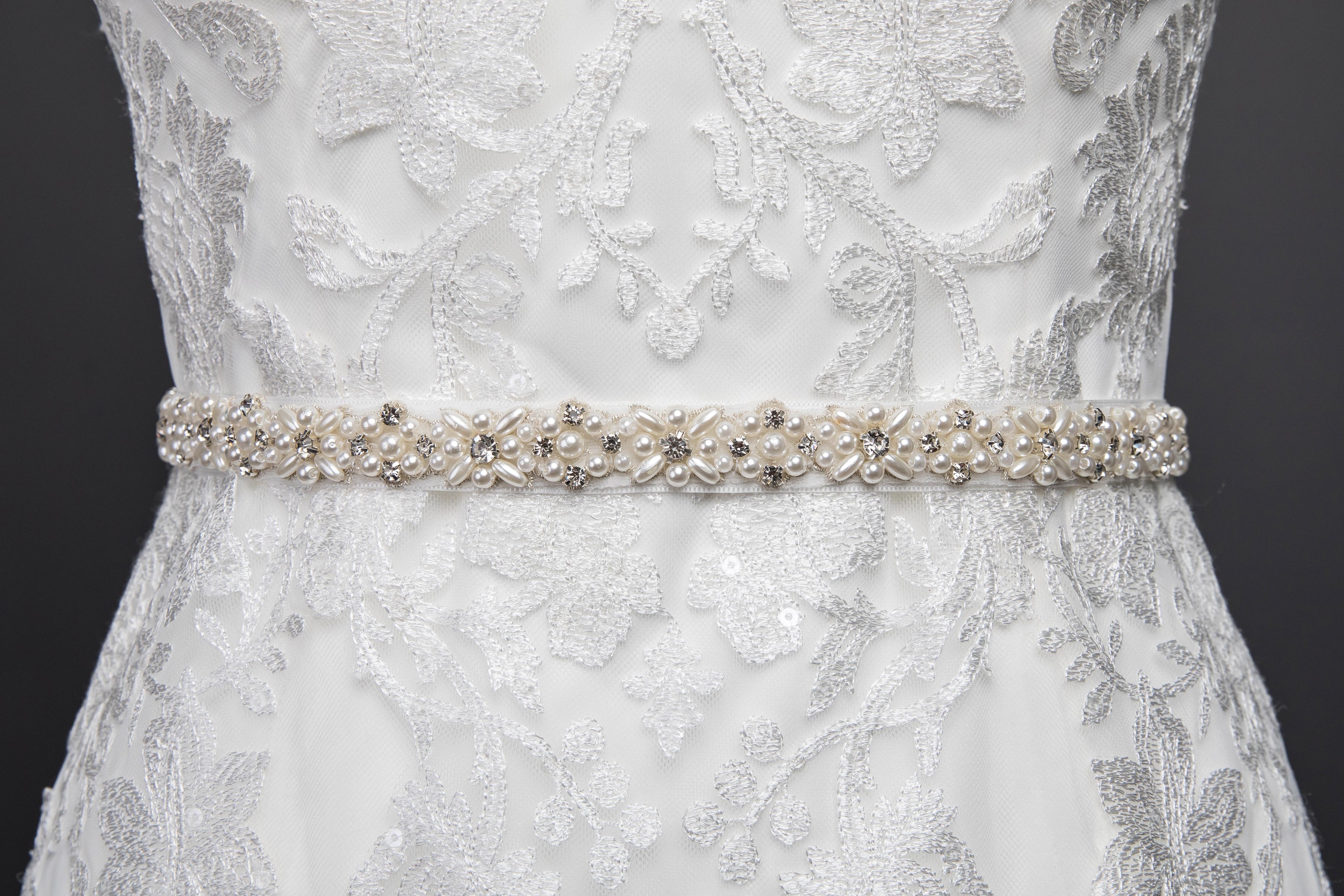 Bridal Classics Belts & Gown Jewellery BELT-61