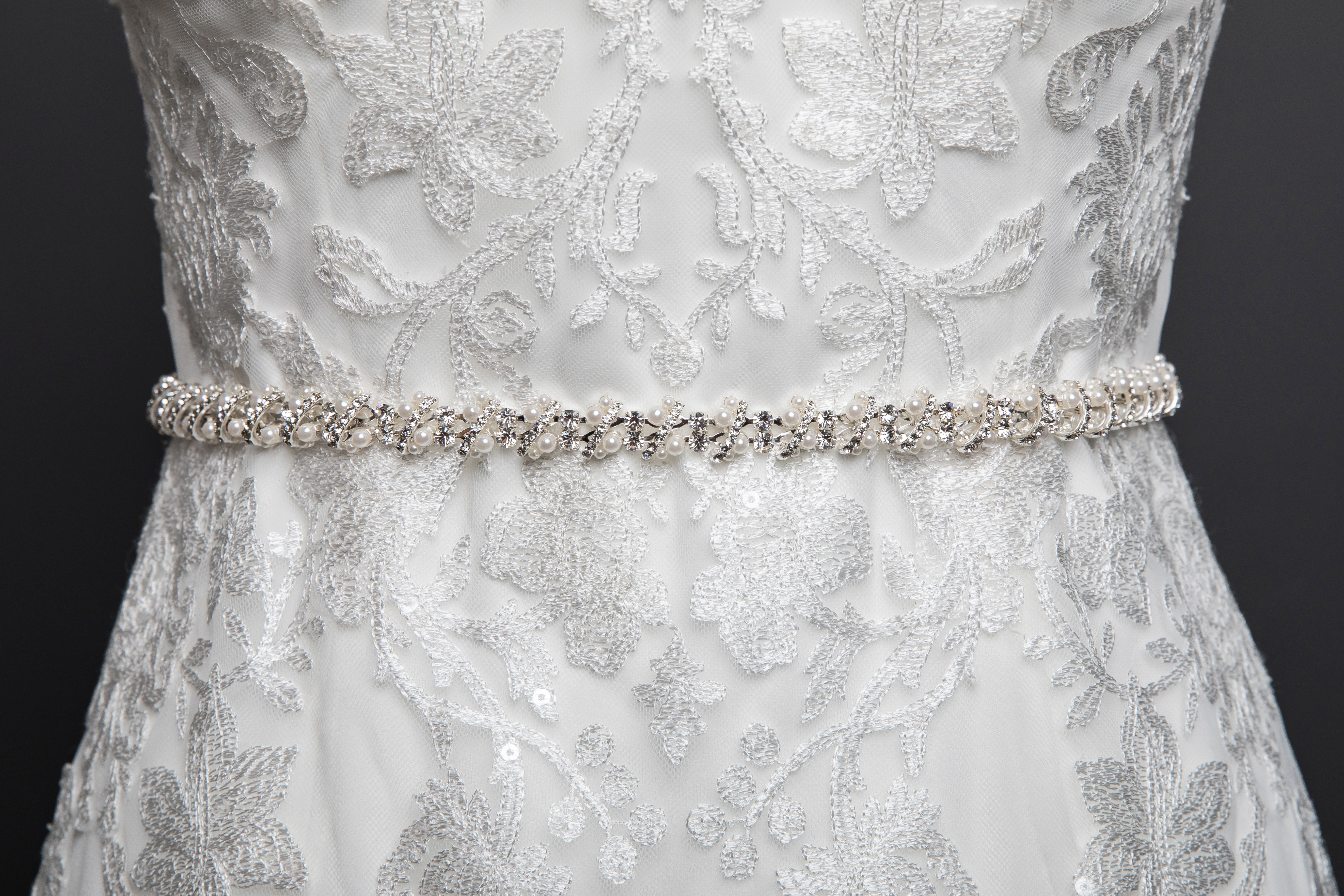 Bridal Classics Belts & Gown Jewellery BELT-63