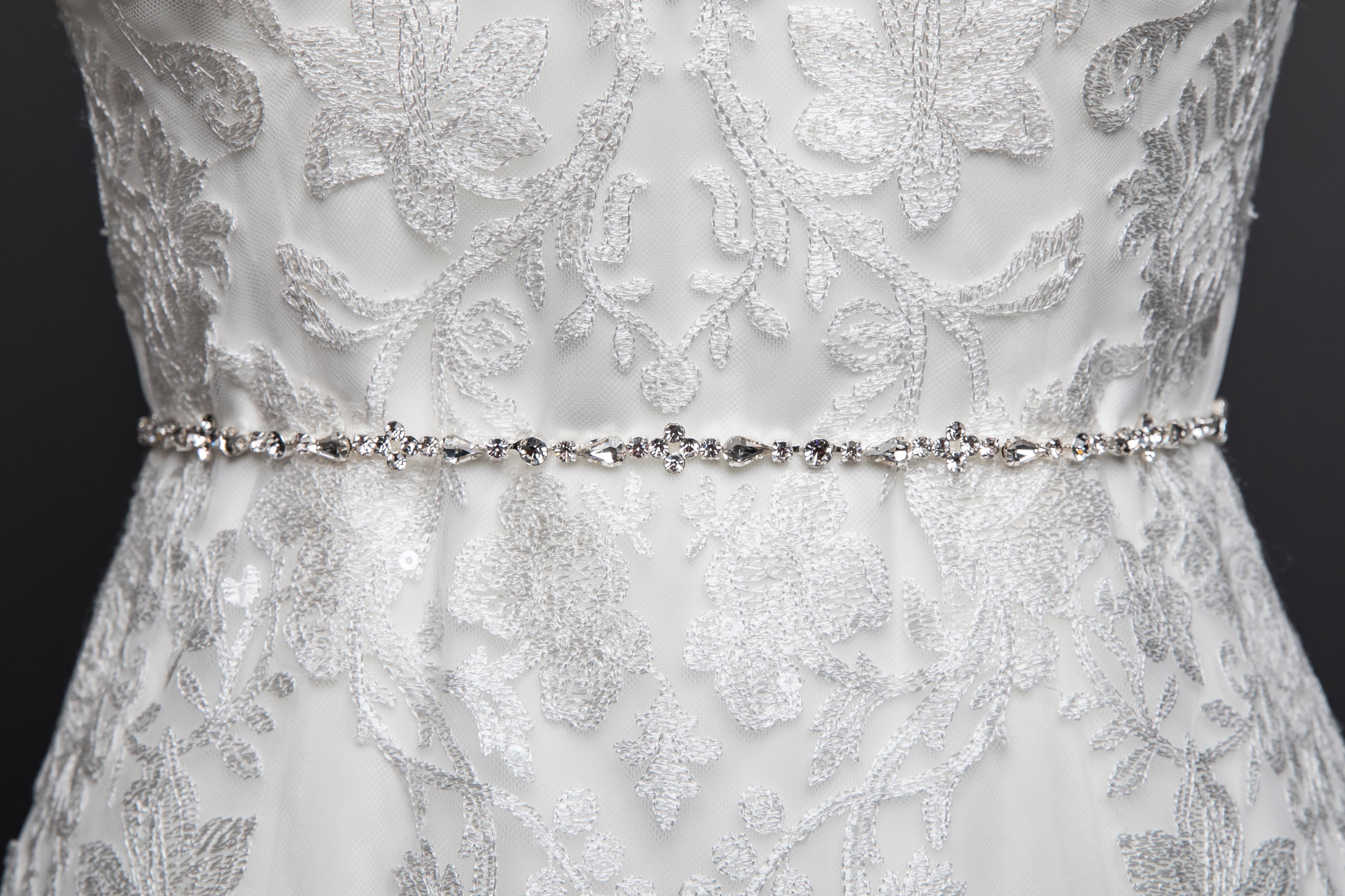 Bridal Classics Belts & Gown Jewellery HB-7090L