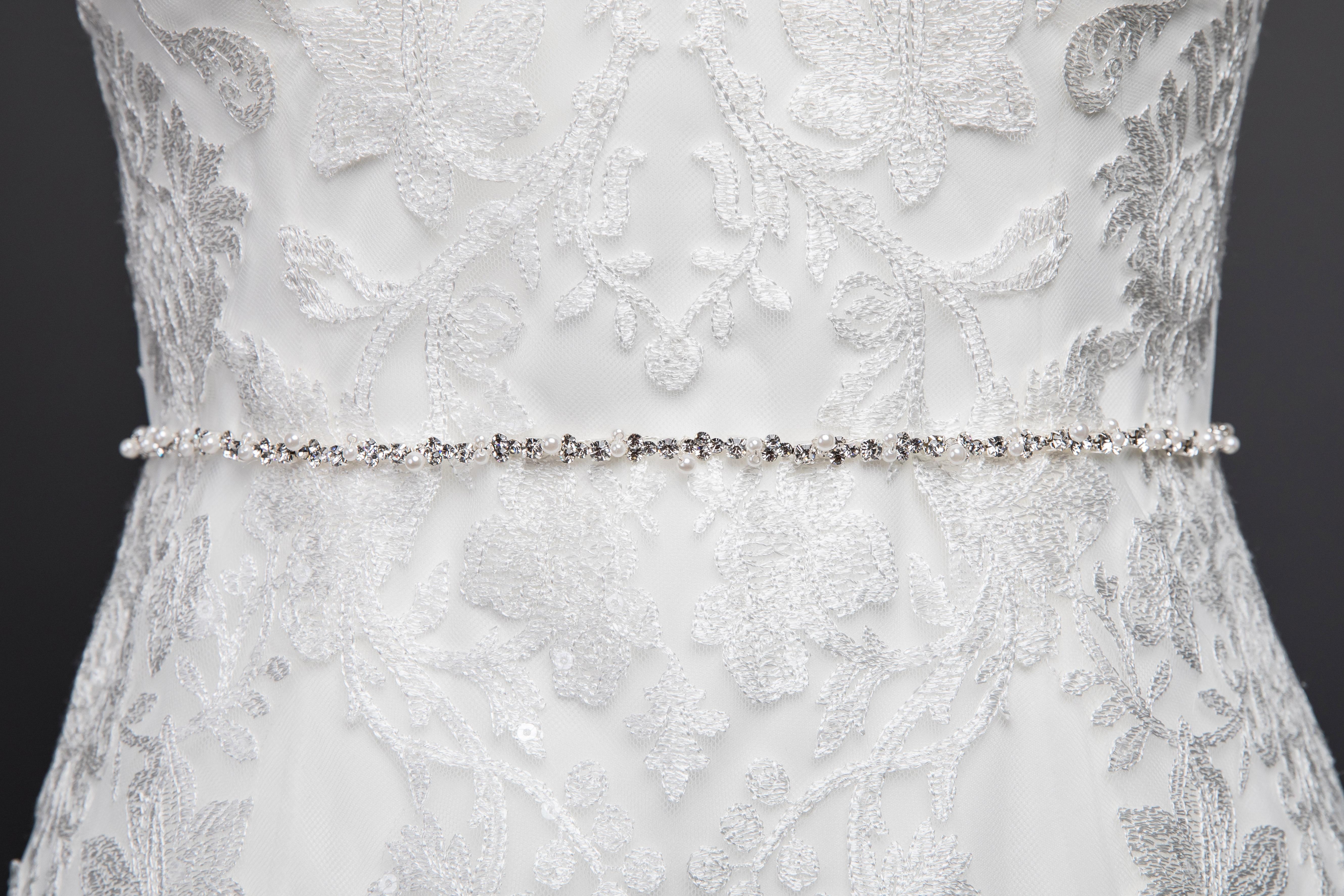 Bridal Classics Belts & Gown Jewellery HB-7107B