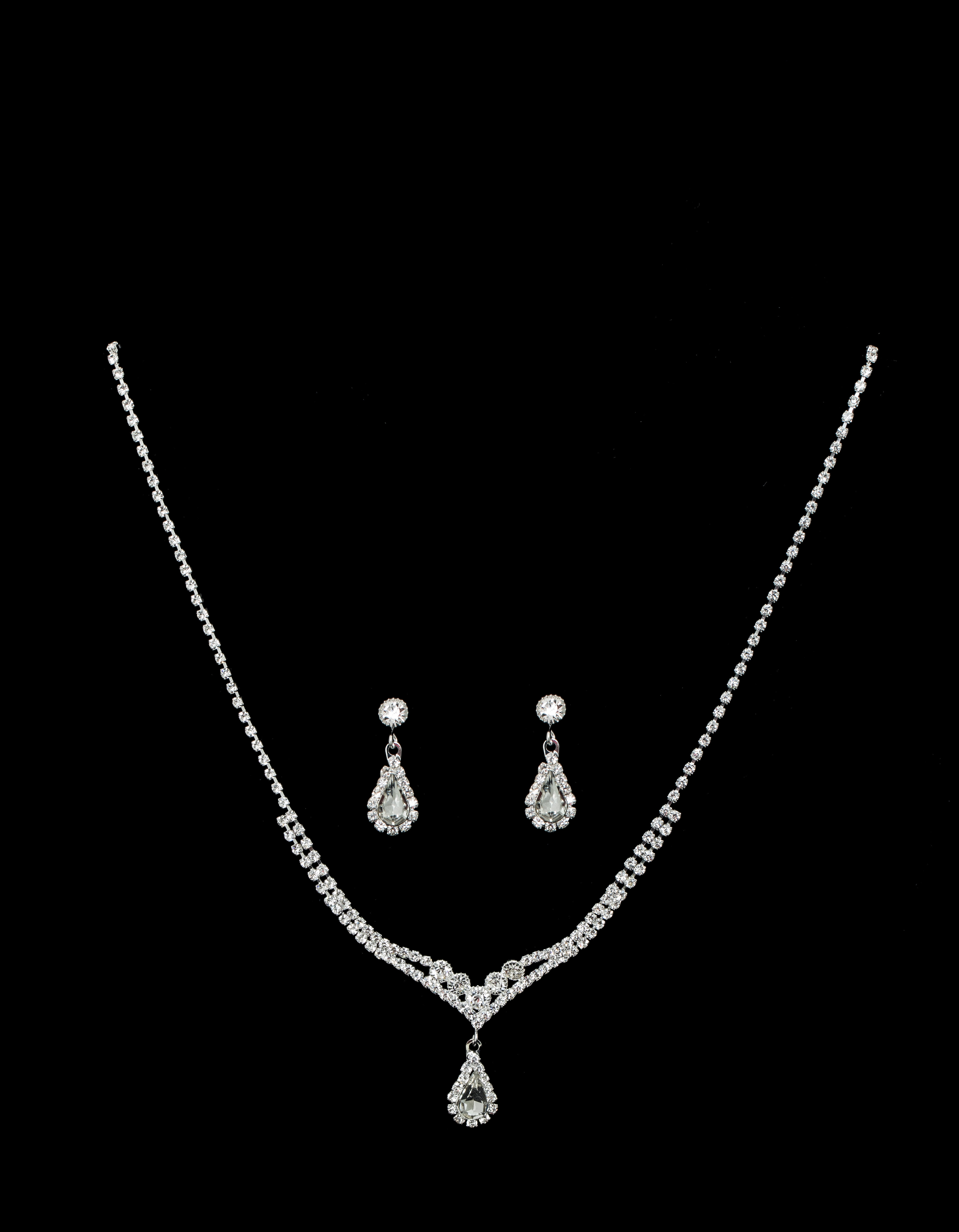 Bridal Classics Necklace Sets ME-1231