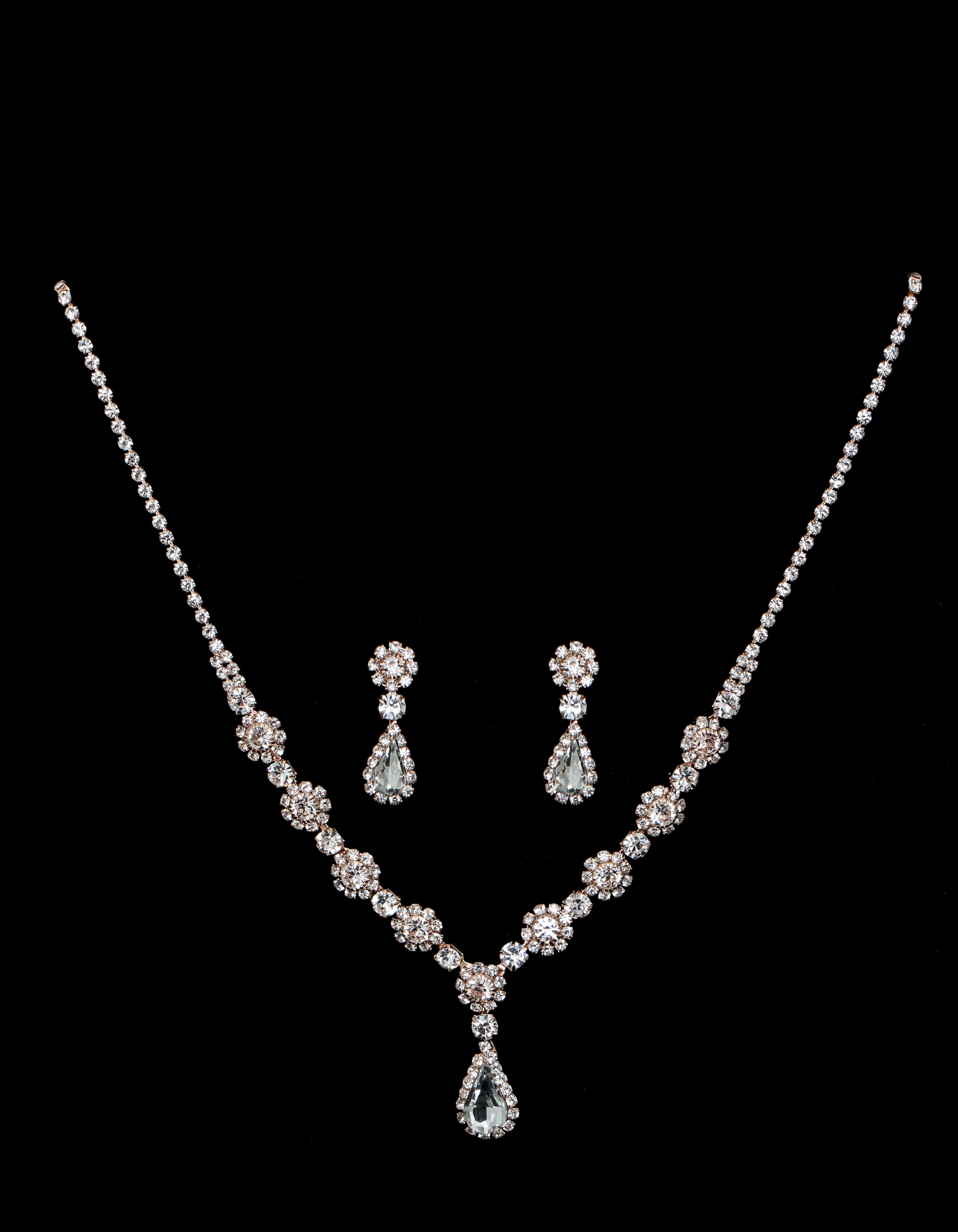 Bridal Classics Necklace Sets ME-1232