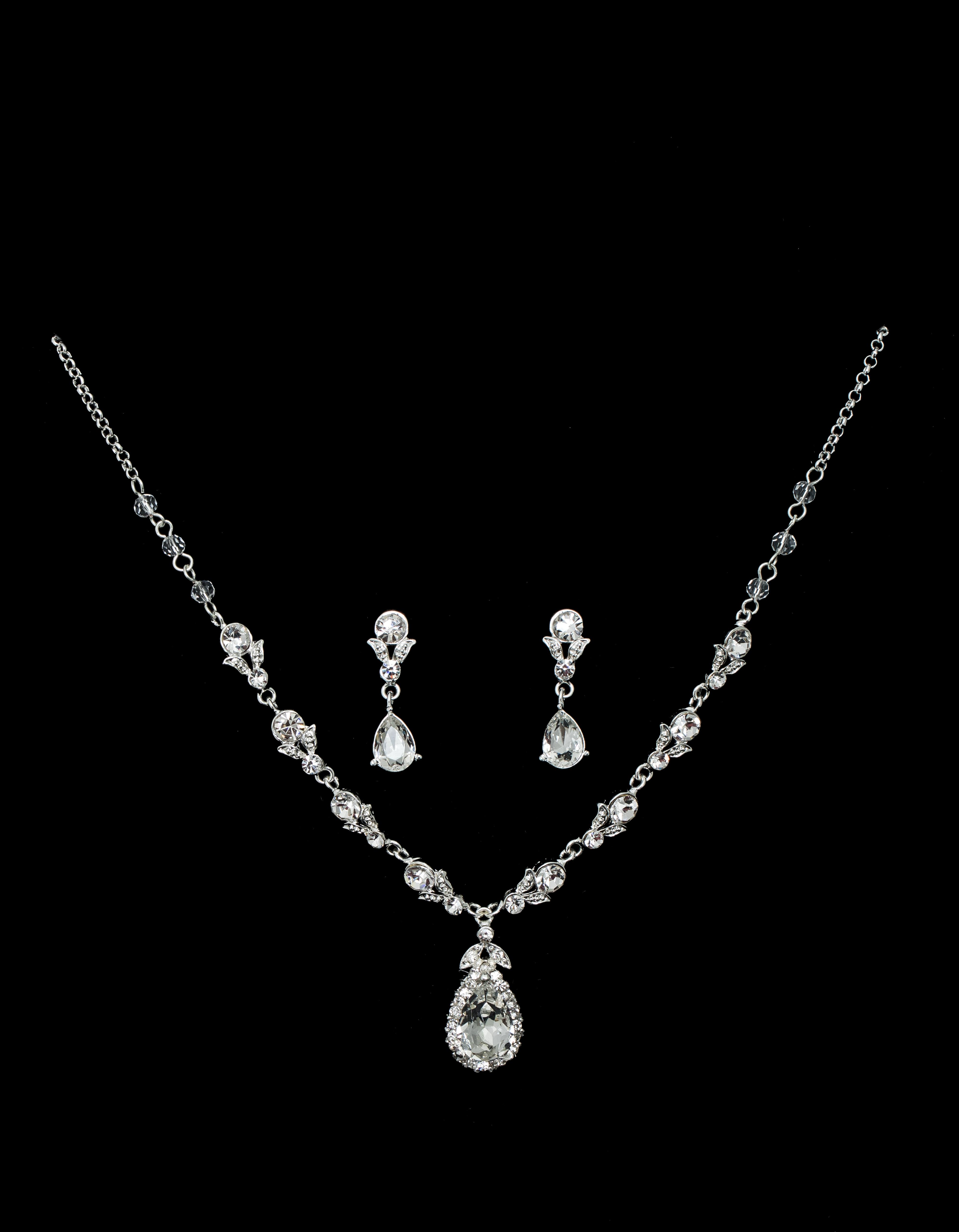 Bridal Classics Necklace Sets MJ-315