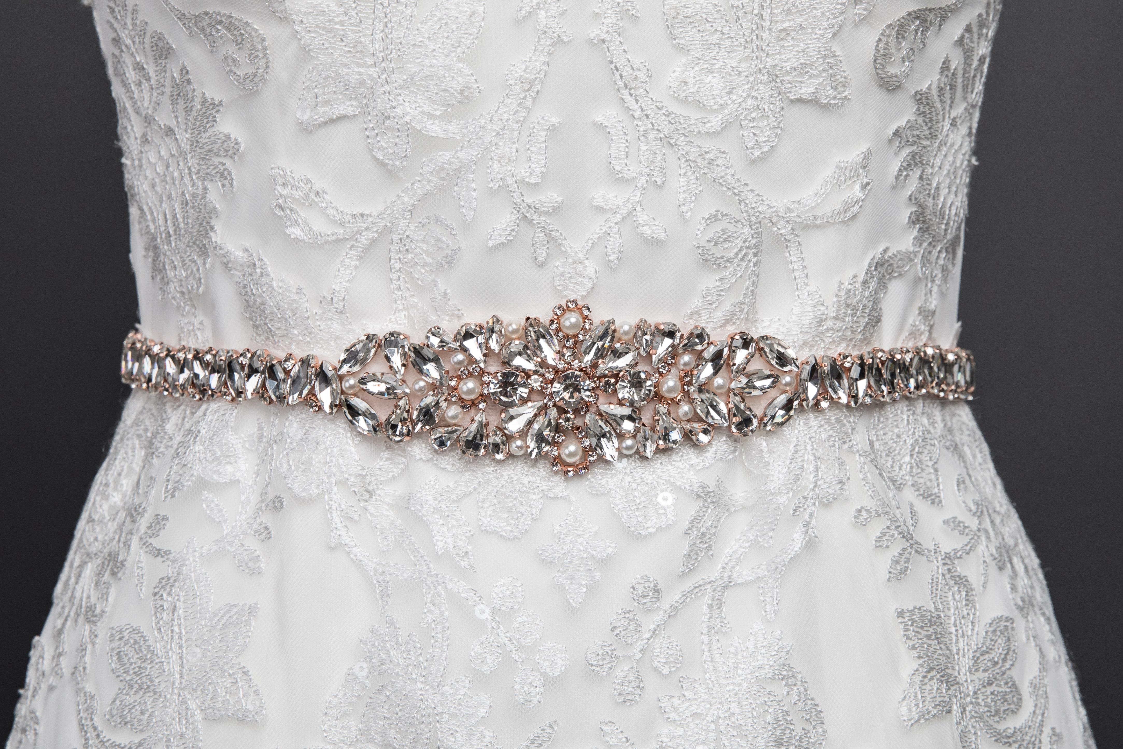 Bridal Classics Belts & Gown Jewellery BELT-56