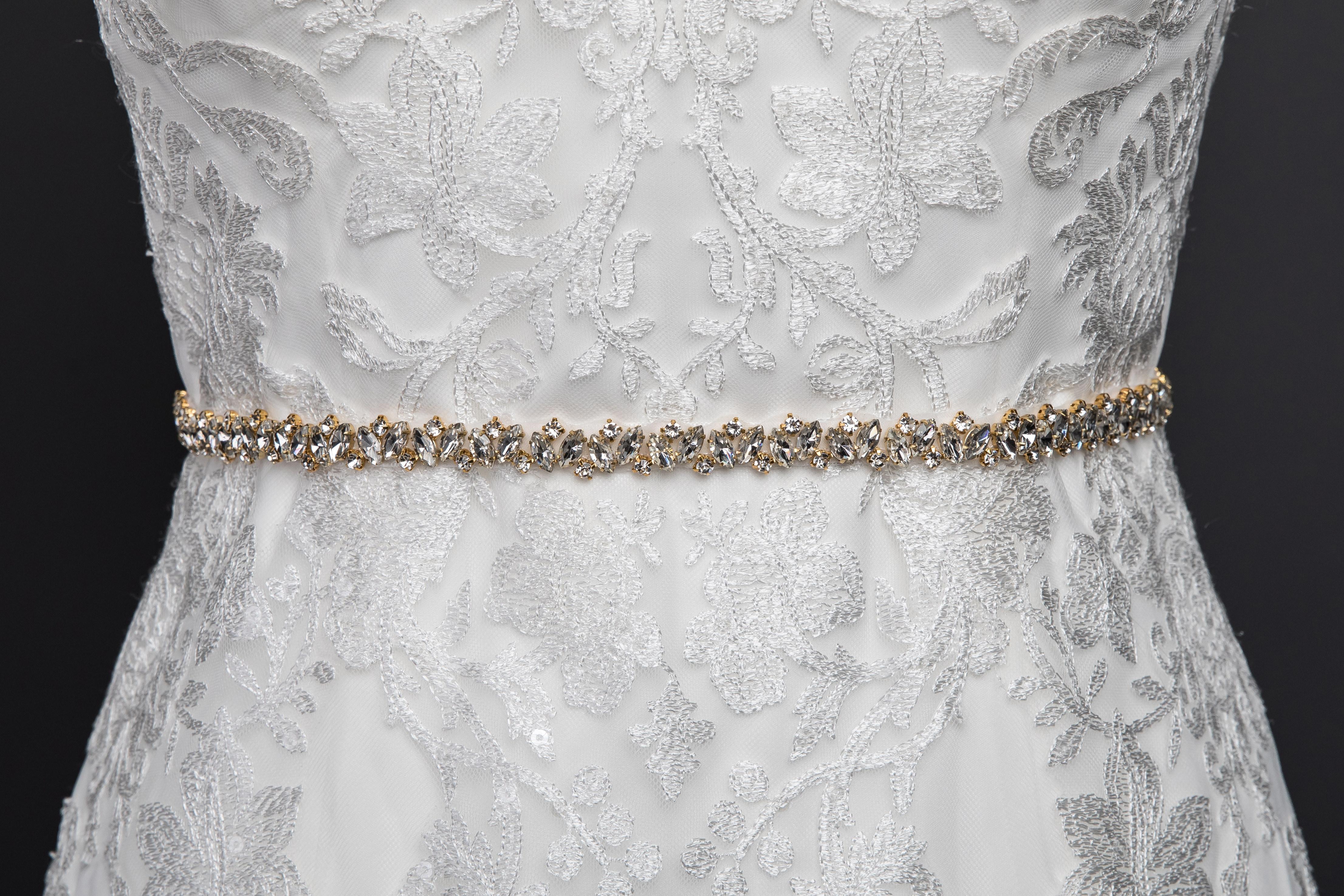 Bridal Classics Belts & Gown Jewellery BELT-62