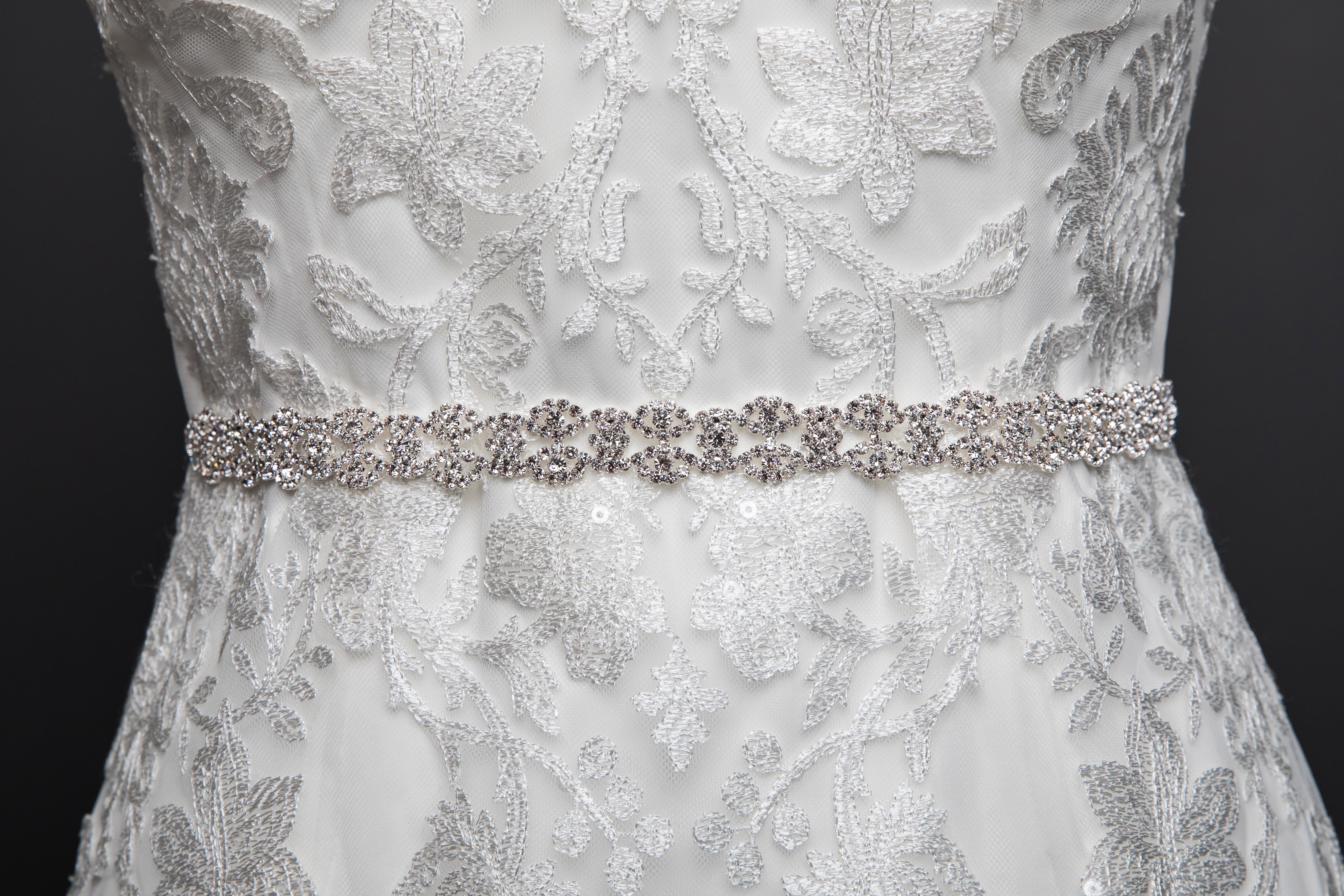 Bridal Classics Belts & Gown Jewellery BELT-64