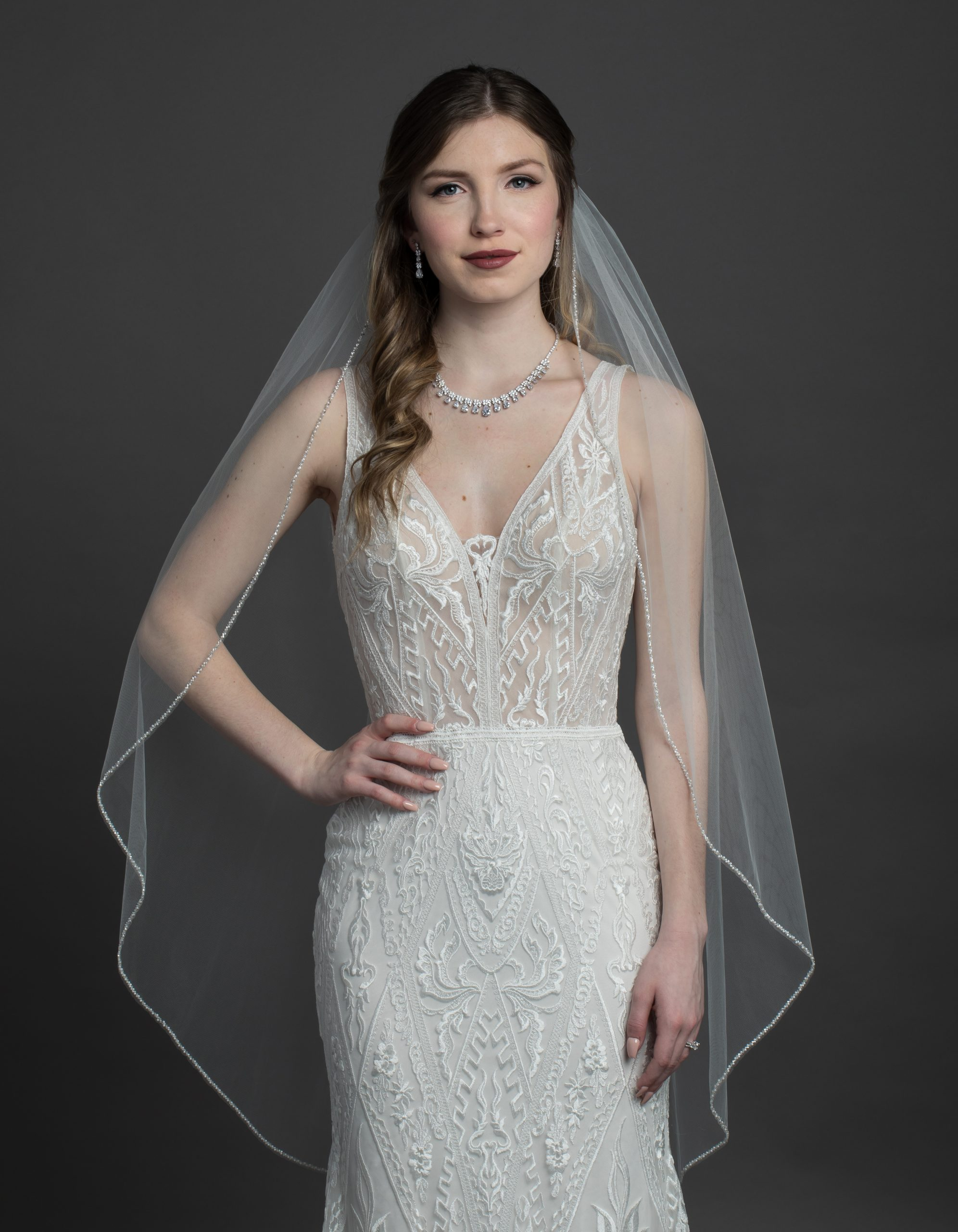 Bridal Classics Marquise Veils MV-2476