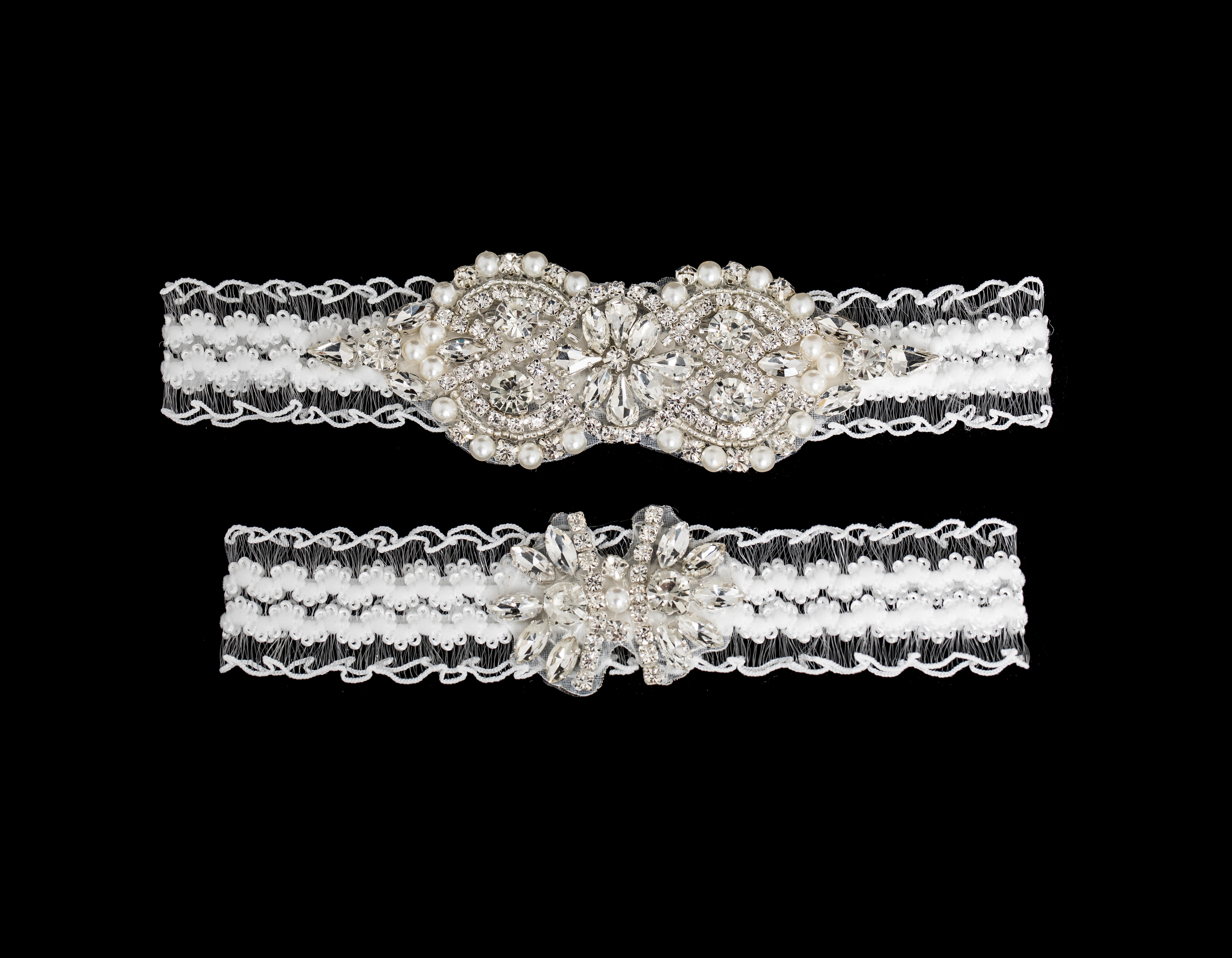 Bridal Classics Garters G-26