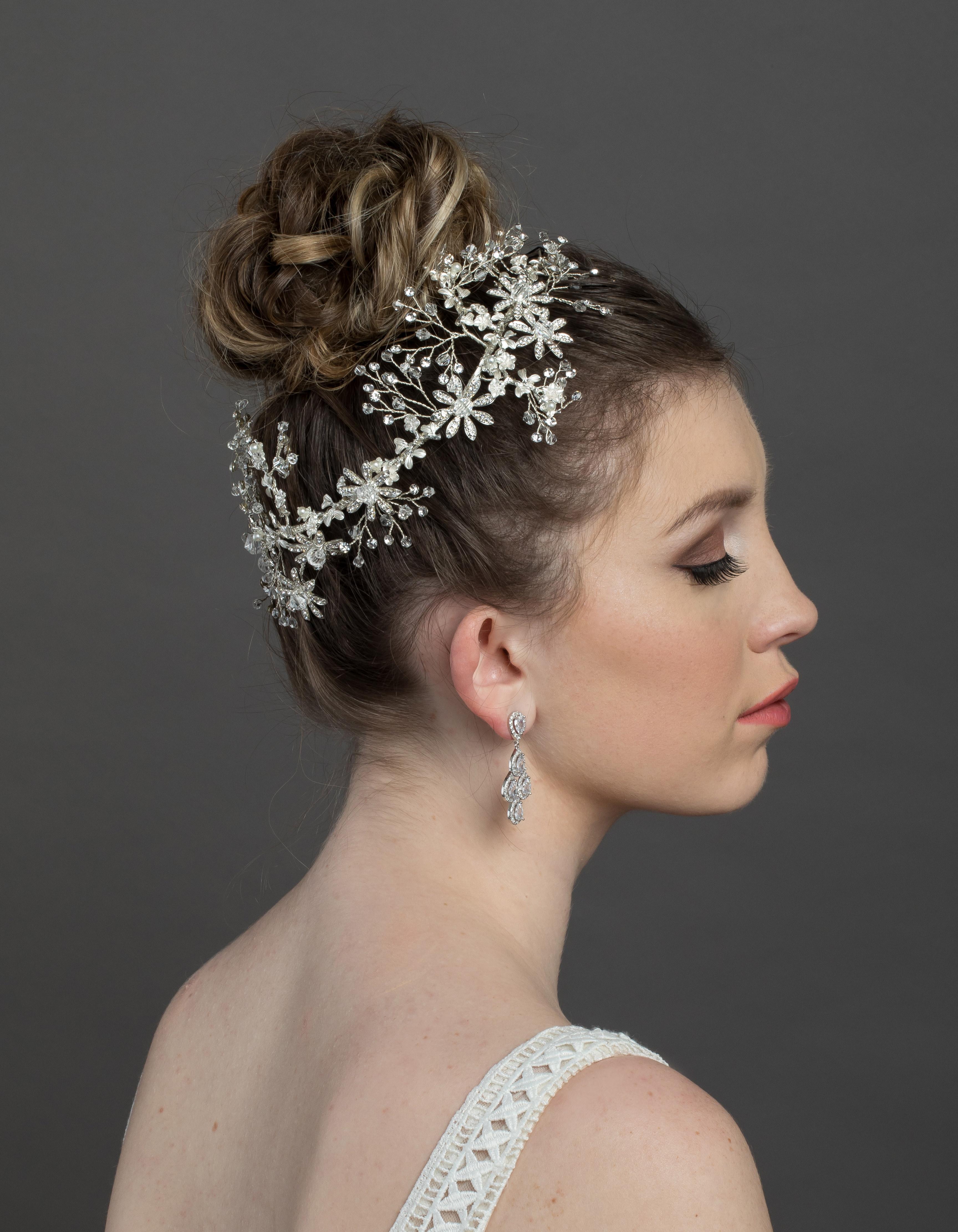 Bridal Classics Headbands, Wreaths & Vines T-4424