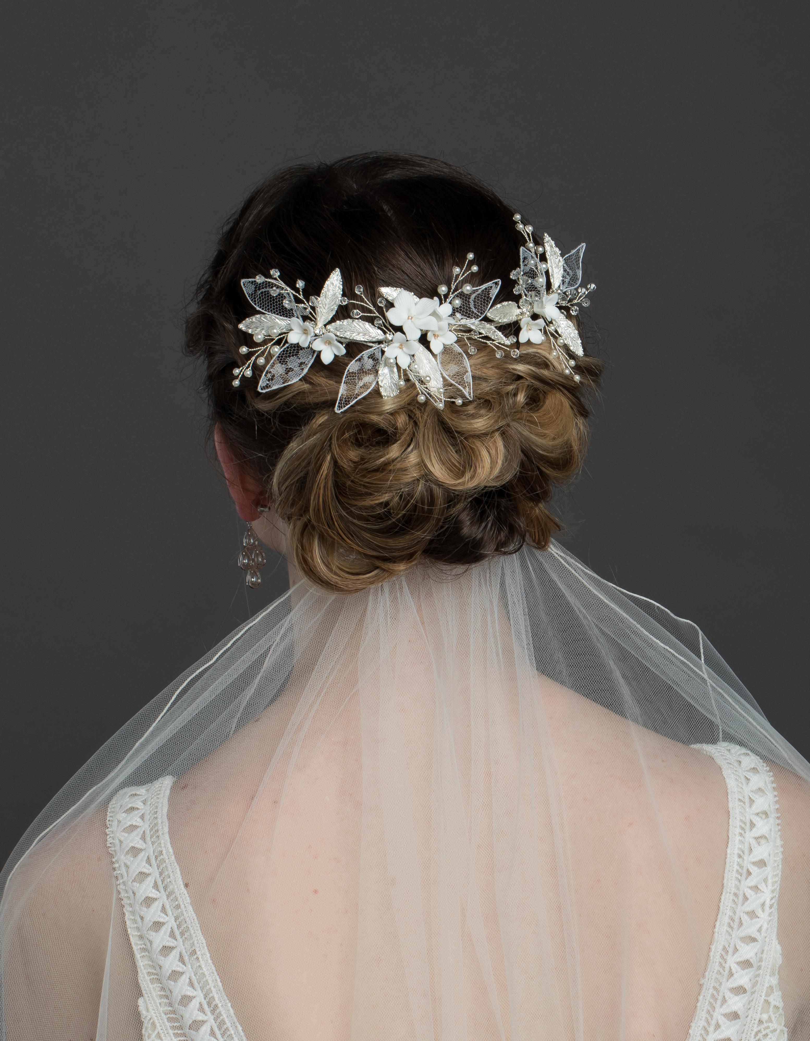 Bridal Classics Hair Combs & Clips T-4447