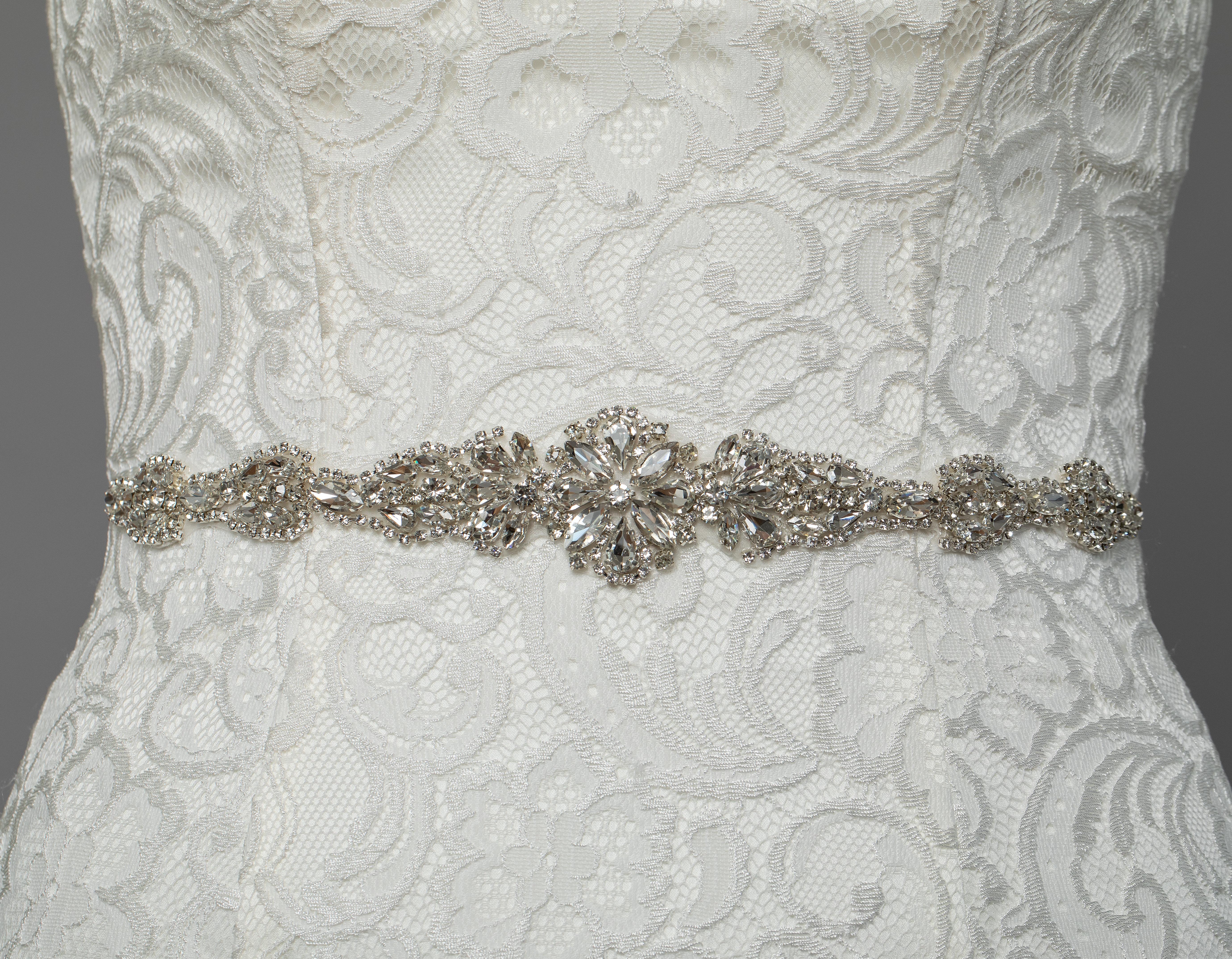 Bridal Classics Belts & Gown Jewellery Belt-70