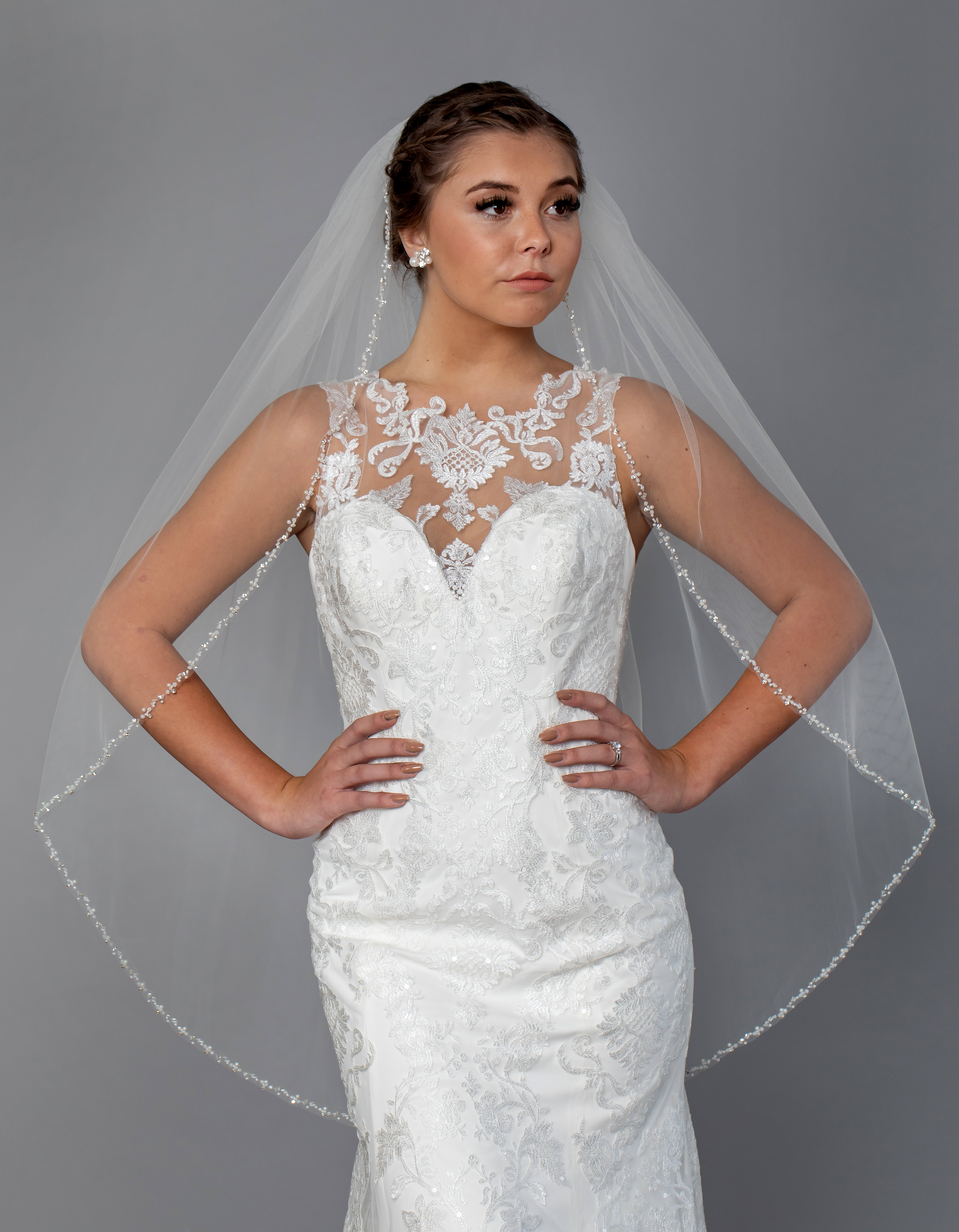 Bridal Classics Marquise Veil Collection MV-2487