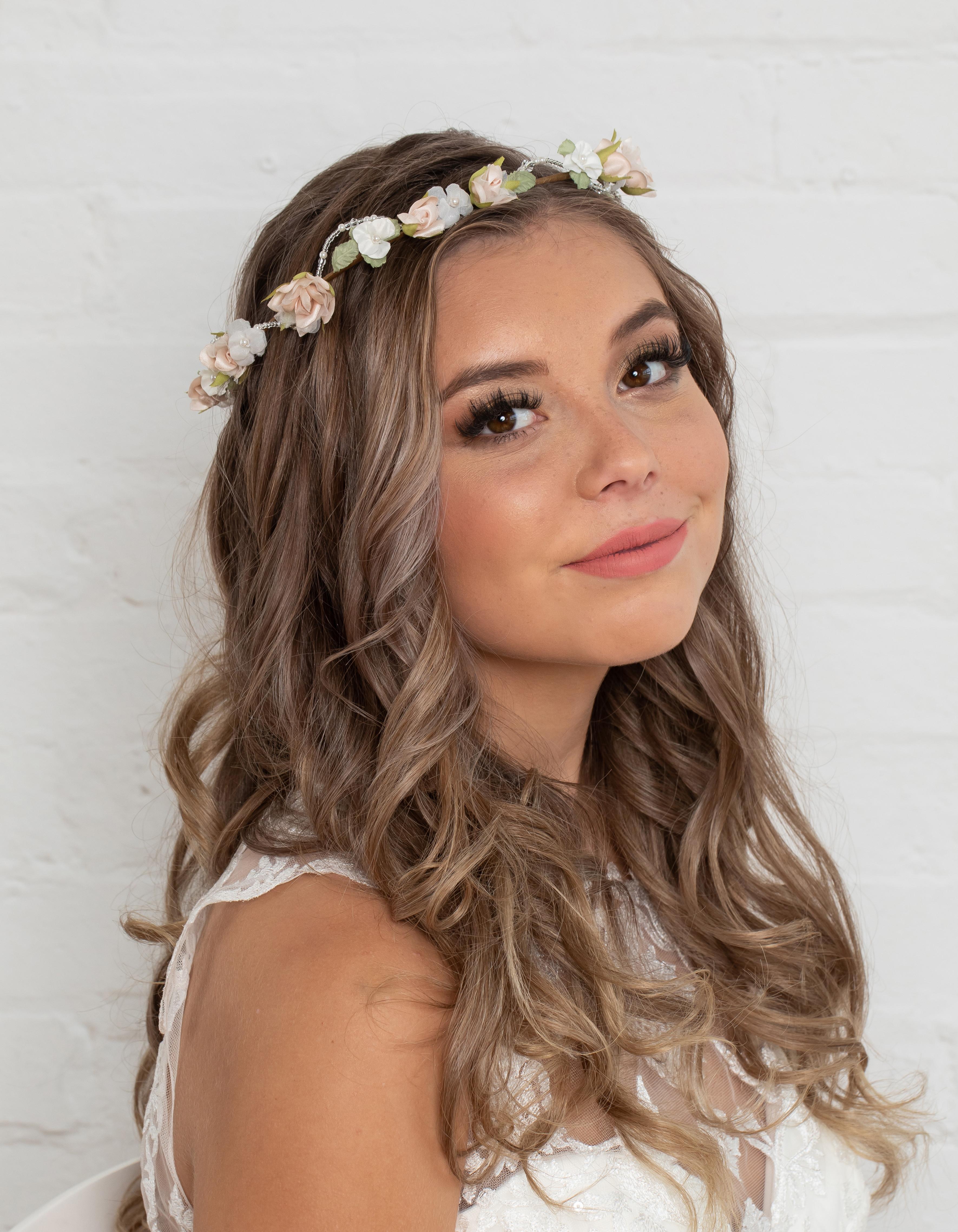 Bridal Classics Headbands, Wreaths & Vines T-4451
