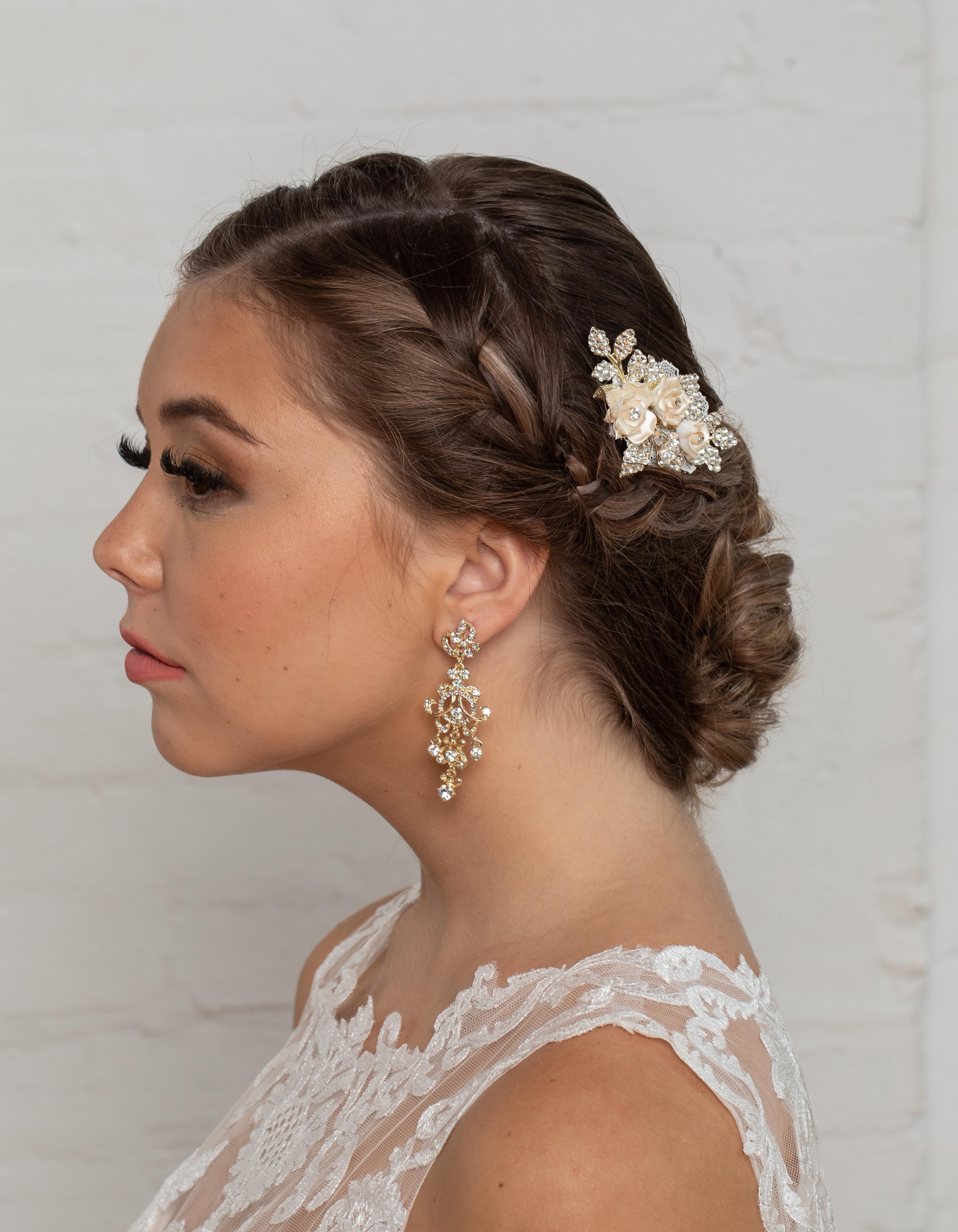 Bridal Classics Hair Combs & Clips T-4454