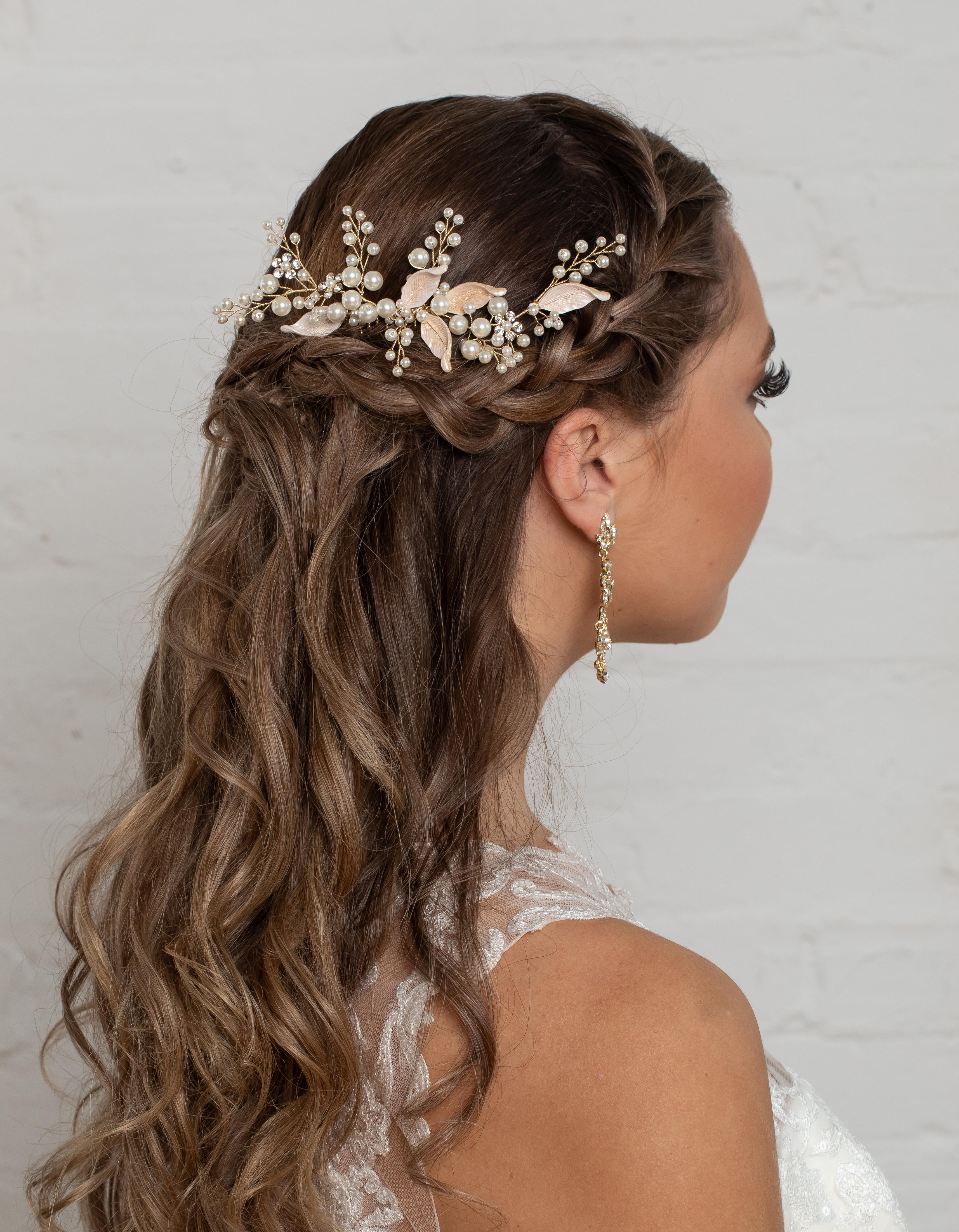 Bridal Classics Hair Combs & Clips T-4464