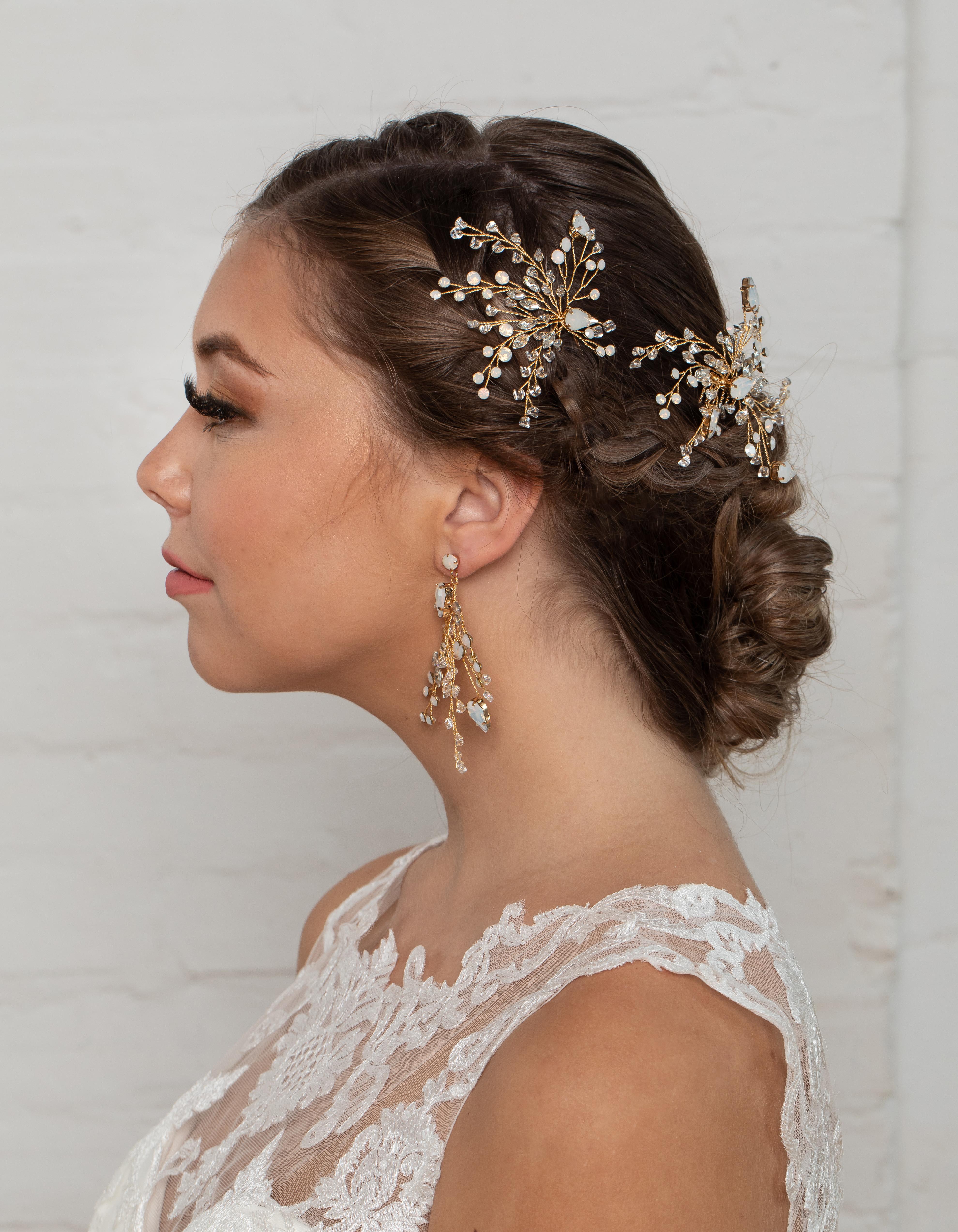 Bridal Classics Hair Combs & Clips T-4480