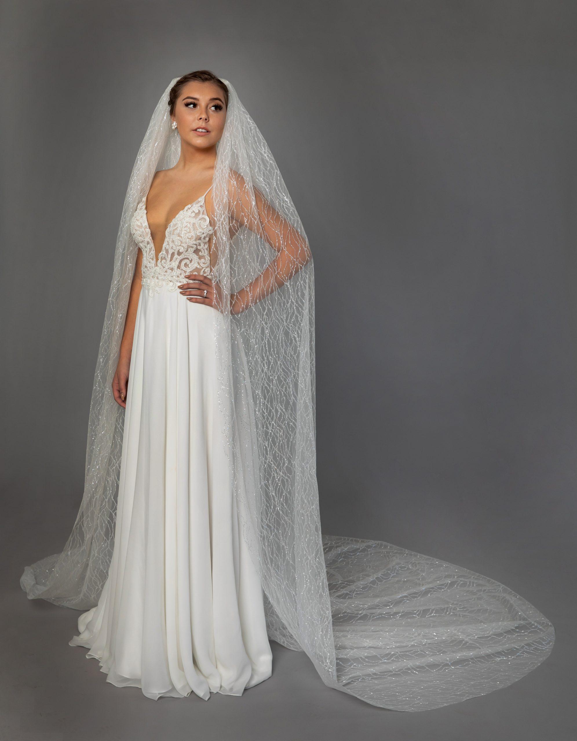 Bridal Classics Single Tier Veils V-767