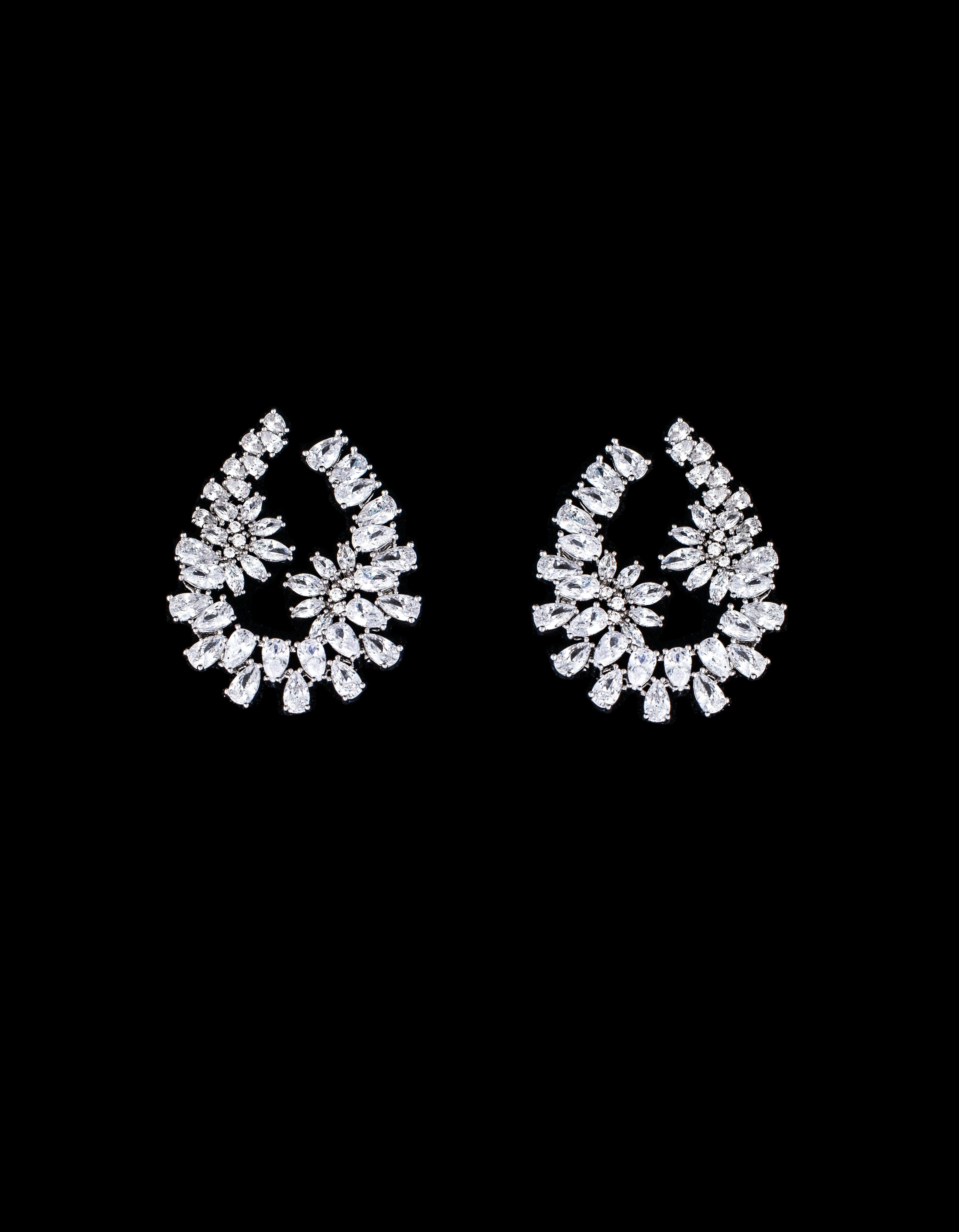 Bridal Classics Earrings CZ-894