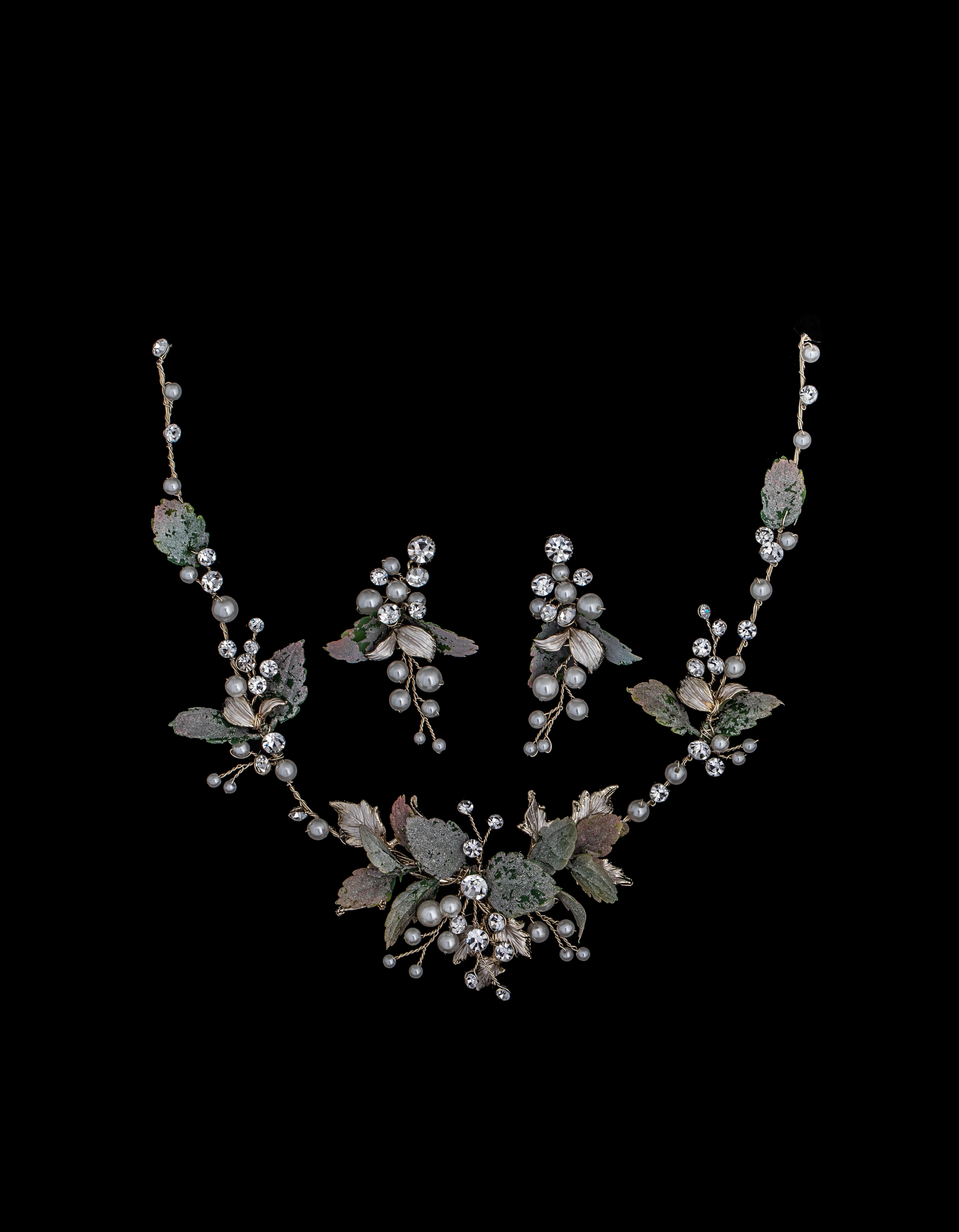 Bridal Classics Necklace Sets MJ-331